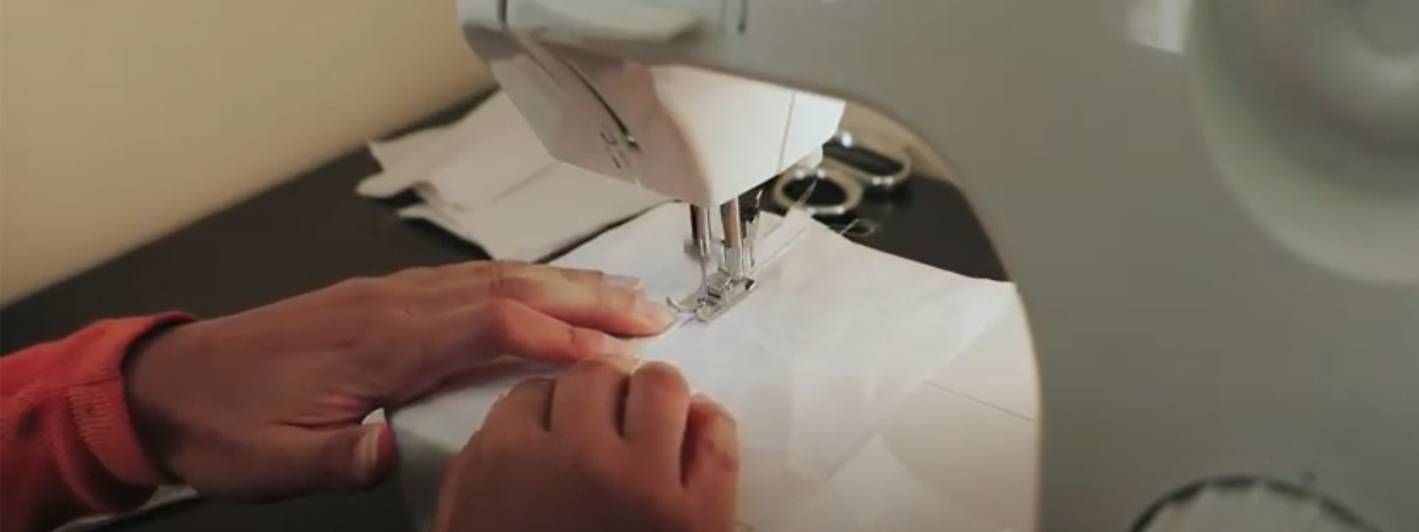 Tutorials - Introduction to sewing